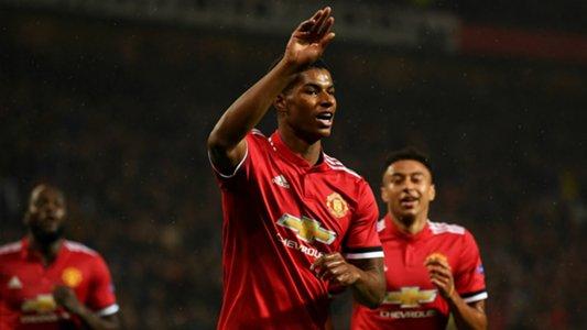 Manchester United team news: Rashford rewarded for Burton double as Mourinho names unchanged team