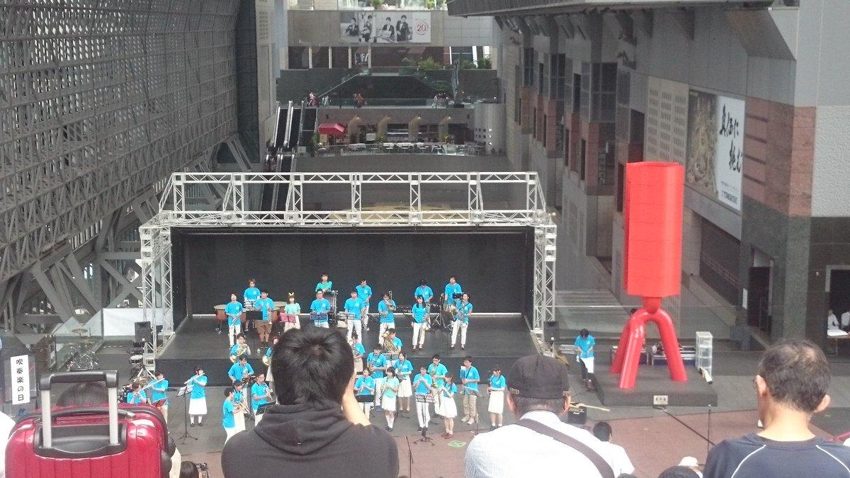 #響けユーフォニアム リアル駅ビルコンサート!!