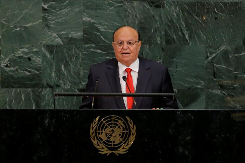 Yemen's Hadi sees only a military solution to crisis: Arabiya TV https://t.co/MRWgMiYRtd https://t.co/vzltyrYD9Z
