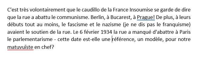 #FranceInsoumise