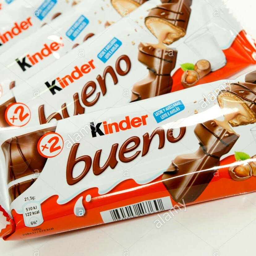 Którego batona wolisz?  #RT Kinder Bueno #FAV Kinder Country https://t.co/UbrjPomArG