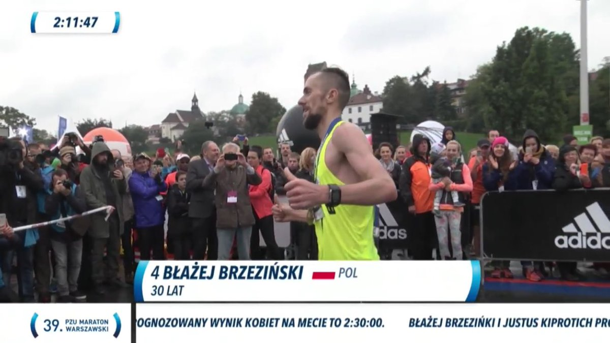 #MaratonWarszawski