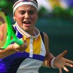 Latvia's Ostapenko wins Korea Open tennis