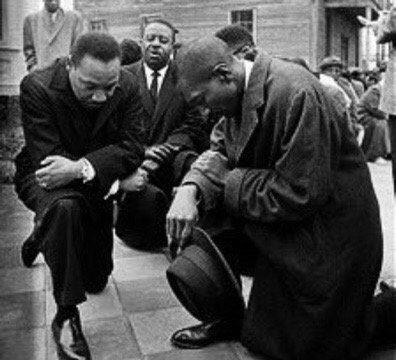 Taking a knee is not without precedent Mr. President. Those who dared to protest have helped bring positive change https://t.co/Ik0t1mHaYl