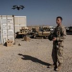 Pentagon tests technology to fight ISIS drones