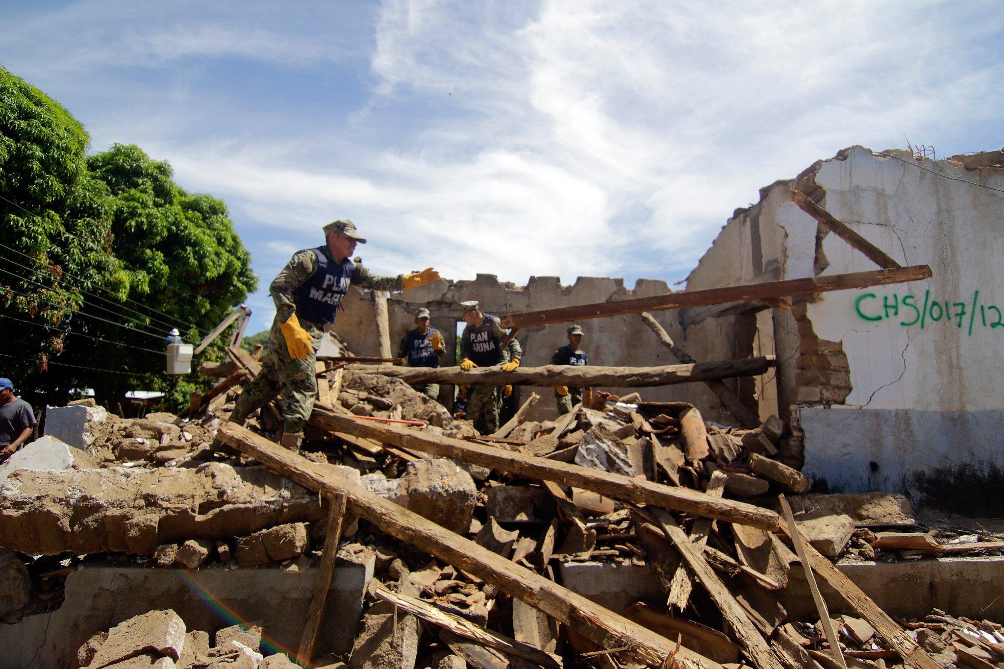 Se registró nuevo #sismo de 5.8 en #Chiapas https://t.co/CigtRlQzbD https://t.co/OdDBLmXPgk
