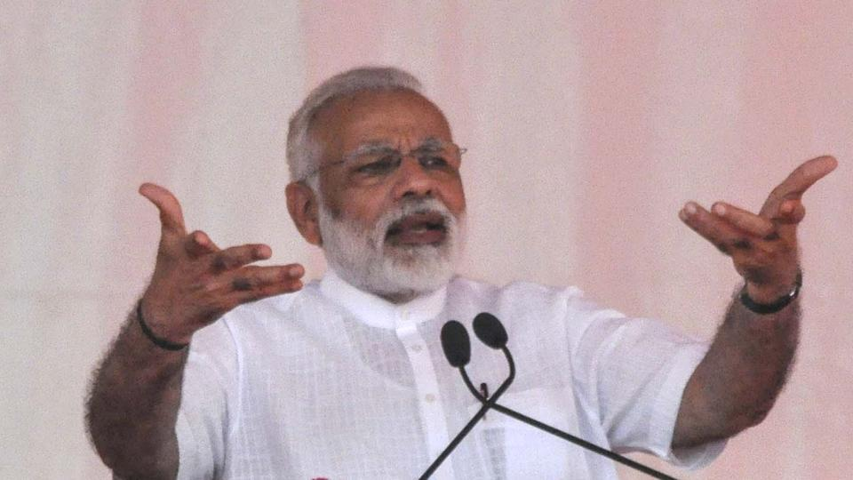 .@narendramodi should have spoken on lathicharge at BHU during his #MannKiBaat Congress