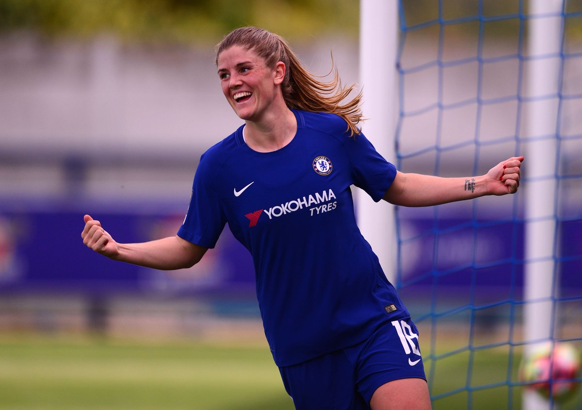 Stoke 0-4 Chelsea Swansea 0-5 Chelsea Under-18s @ChelseaLFC 6-0 BristolA great weekend for the club! 💪