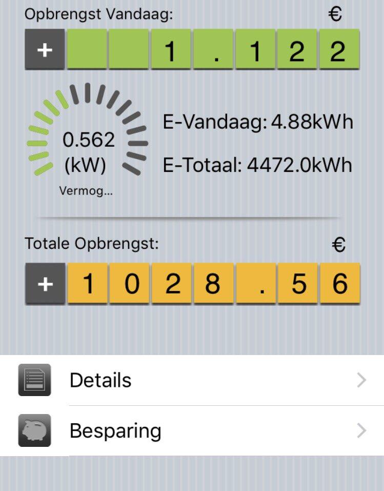test Twitter Media - Dat 6 zonnepanelen op ons dak thuis meer vermogen leveren dan ikzelf op het sportveld blijft me fascineren..... https://t.co/PSA4q7nYG0