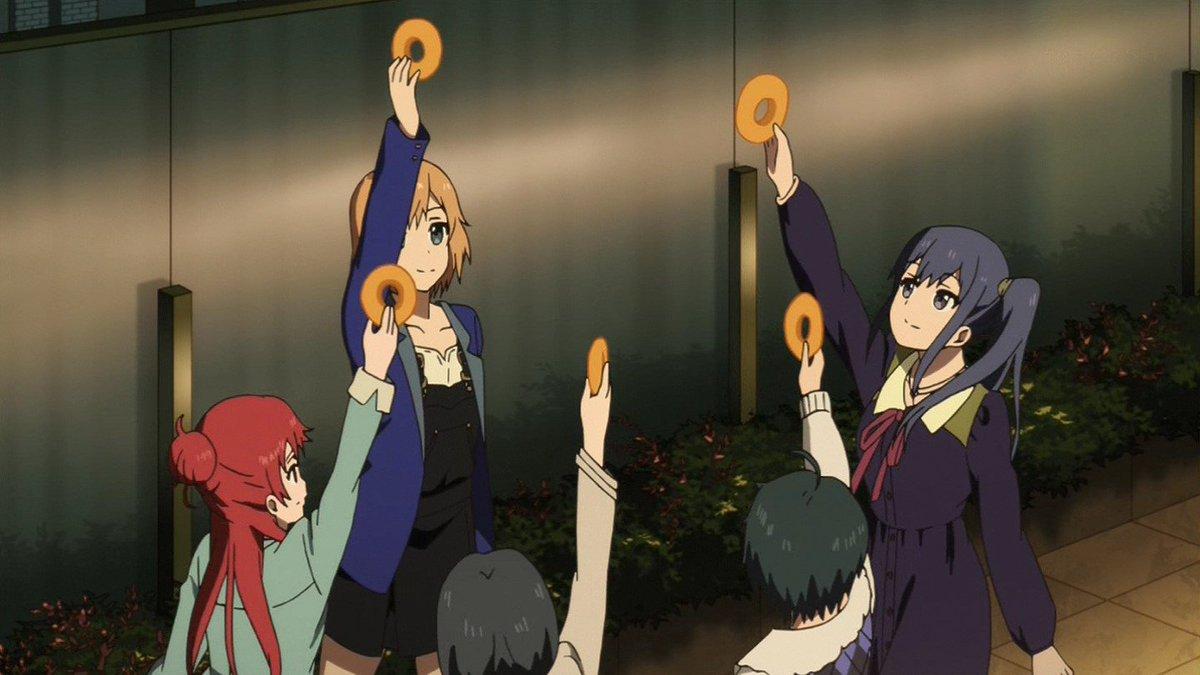 SHIROBAKOの5人はこの先もアニメを作り続ける。でもサクラクエストの5人がこの先町興しという目的で集うことはないと
