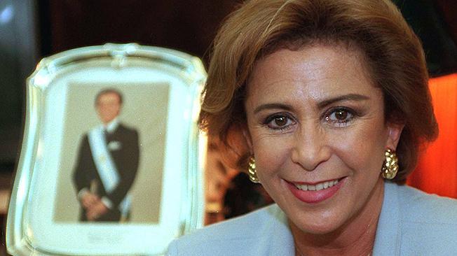 ULTIMO MOMENTO / Murió la ex funcionaria menemista María Julia Alsogaray