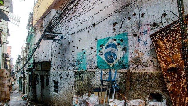 Malvinas, Irã-Iraque, Bagdá localidades de favelas do Rio recebem nomes de guerras