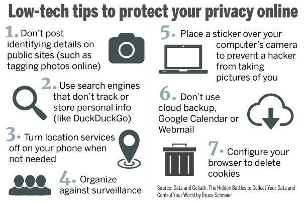 Here's how you can protect your privacy online https://t.co/GwY483aSwR https://t.co/AxIEj54ewg