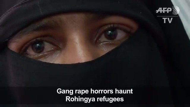 Gang rape horrors haunt #Rohingya refugees #Teknaf