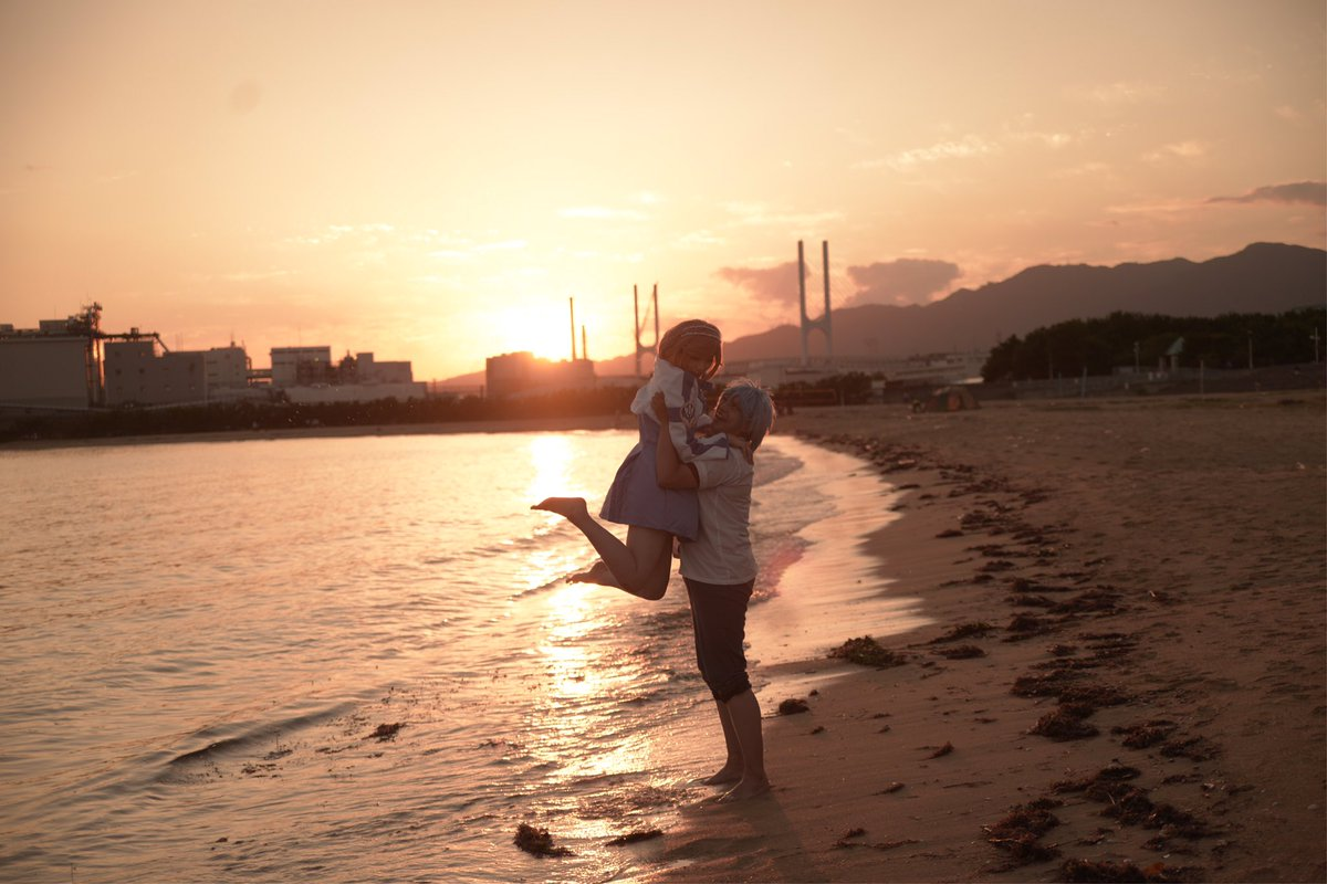 【コス写】「ひとつだけ」金色のコルダ3 AS天音/響かな小日向かなで:舞ちゃん如月響也:aoiPhoto:ほなみさんこの