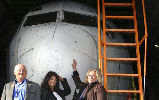 German plane hijacked to Somalia in 1977 brought back home