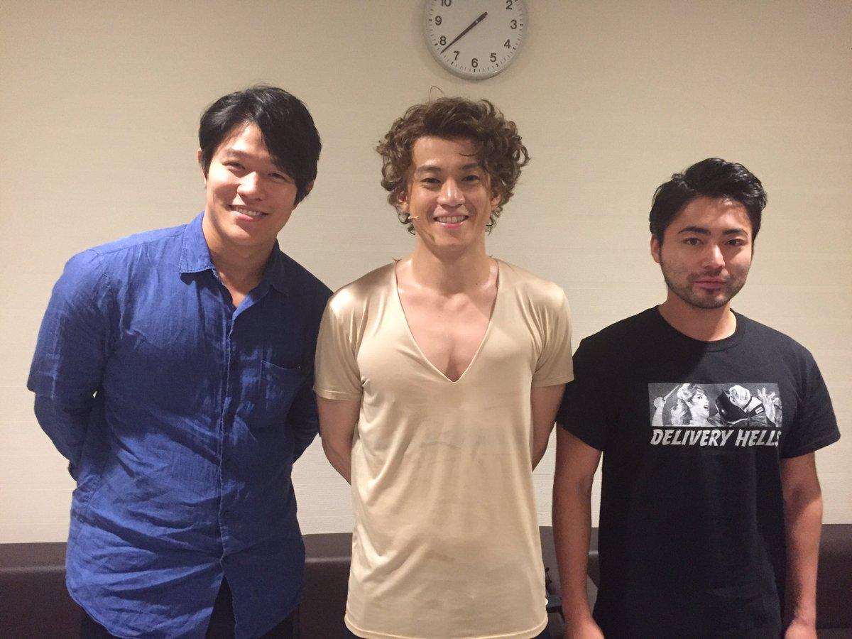 凄い魅力的なんでしょうね。福田組のアベンジャーズ3人組でも一人だけなんか妖しい雰囲気してますもんねwww