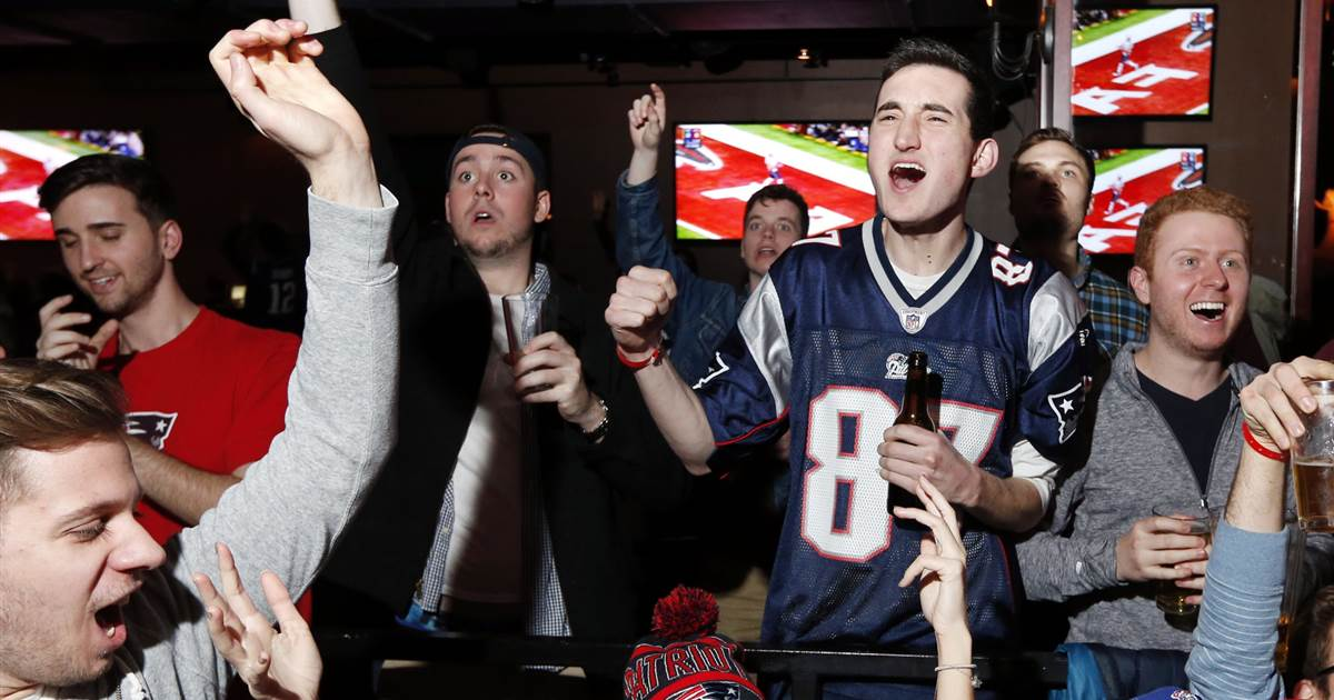 The NFL is back on — so why aren't sports bars teaming with fans