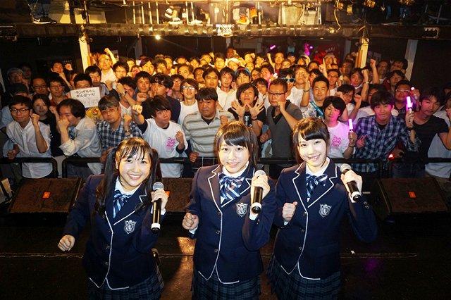 Wake Up, Girls!の妹分声優ユニット「Run Girls, Run!」が初単独イベントを開催。神前暁作曲「カ
