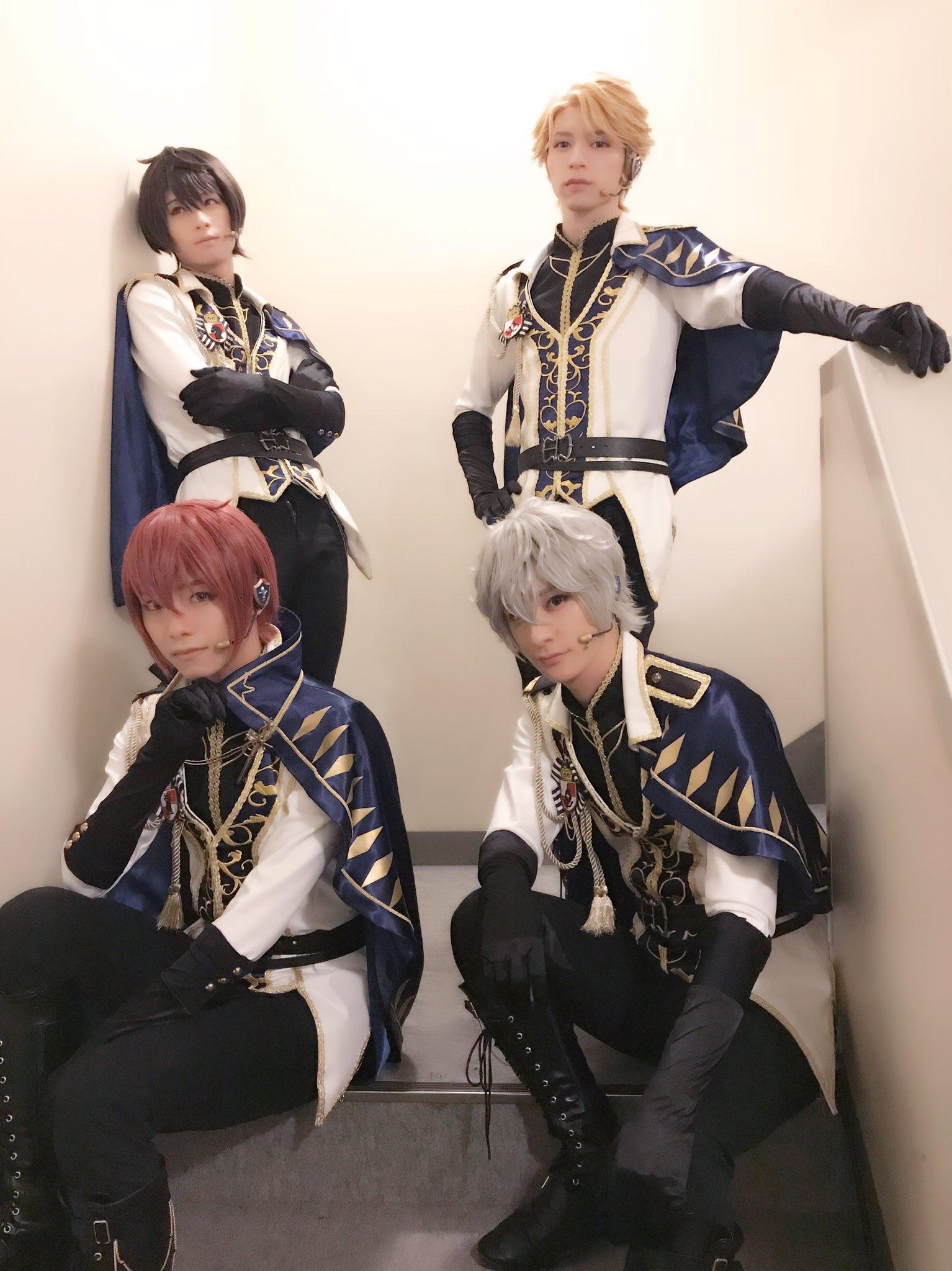 「あんさんぶるスターズ extra stage Jadge of Knights 大千秋楽」 https://t.co/lybzDXz1Yh https://t.co/zxeQLOiJQn