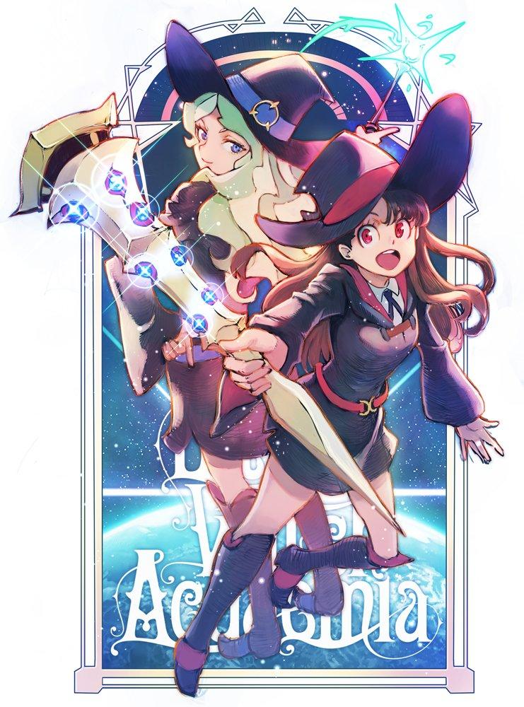 信じる心がみんなの魔法   boyaking(SBF) #LWA_jp #pixiv
