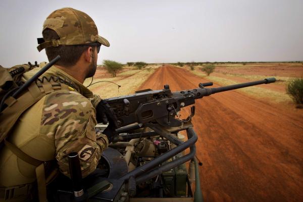Blauwhelmen gedood door aanslag in Mali
