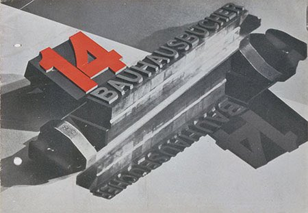#FontSunday László Moholy-Nagy's Prospectus cover for 14 Bauhaus books, 1928. #metallic @DesignMuseum https://t.co/aNYEMbOL9V