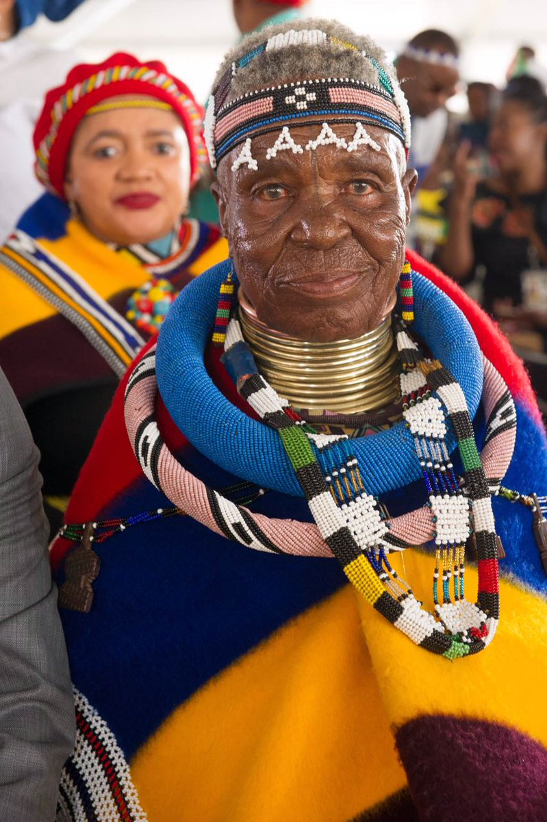 RT @GovernmentZA: Mama Mahlangu at the national #HeritageDay celebration in Mpumalanga https://t.co/FPaox4diXd