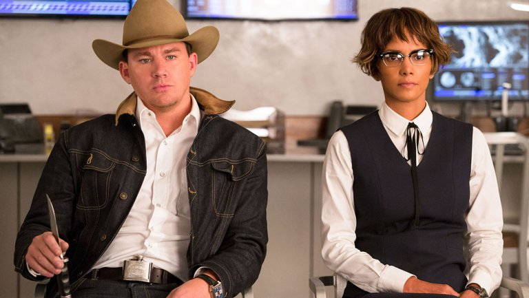 Why fans saw less of Channing Tatum in Kingsman2 than expected