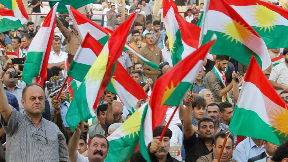 Iraq's disputed Kirkuk: 'We respect diversity'