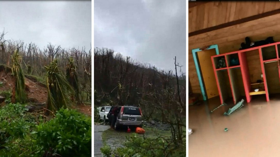 Ontario mother seeks help after Hurricane Maria leaves daughter stranded in Dominica.