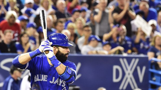A look at five of Jose Bautista's most memorable moments in Toronto