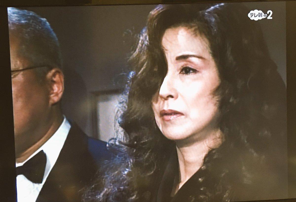 テレ朝チャンネルでガラスの仮面ドラマやってるけど、松本恵の姫川亜弓と野際陽子の月影先生は本物