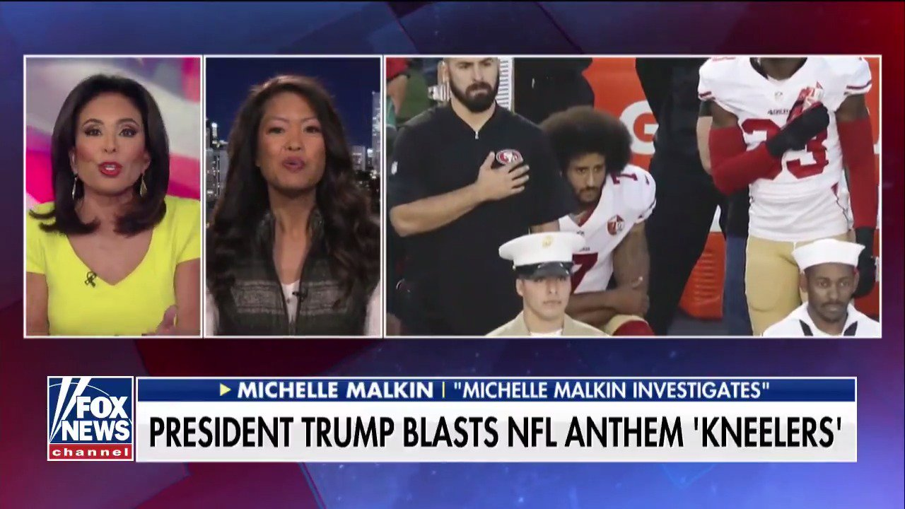 .@MichelleMalkin: 'You've got left-wing elites... who are allergic to American sovereignty.' https://t.co/9UngBmLpgs