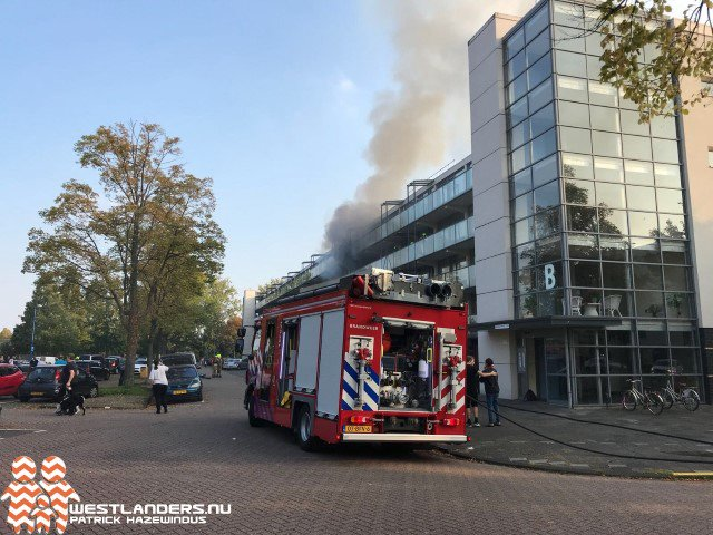 Appartement onbewoonbaar na forse keukenbrand https://t.co/G1i0lCNlv9 https://t.co/Yuqwrt4Axz