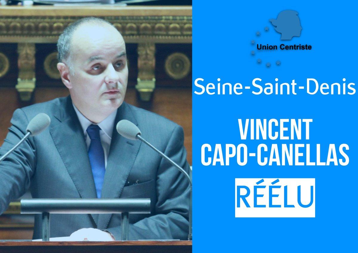 Félicitations à @Capo_Canellas pour sa réélection en Seine-Saint-Denis ! #sénatoriales2017 @Senat