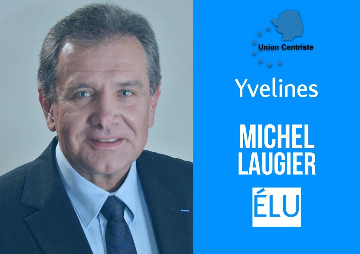 Félicitations à Michel Laugier pour son élection dans les Yvelines ! #sénatoriales2017 @Senat
