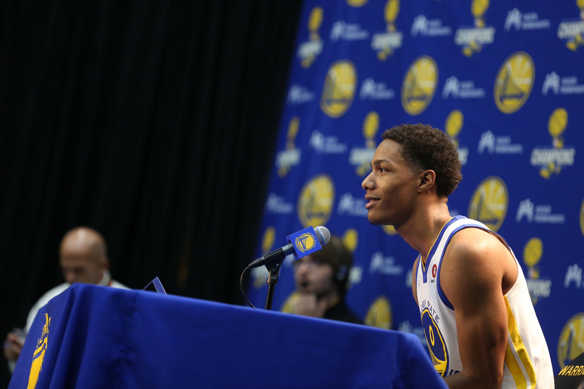 ��️ The top quotes from #GSWMediaDay » https://t.co/zXnOjClj3L https://t.co/zvOYqSCbbd
