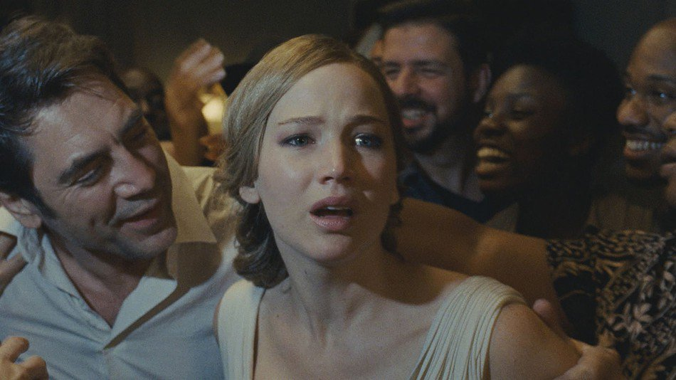 The internet had some fun with Darren Aronofsky on his 'mother!' Reddit AMA: https://t.co/U9txBlEHqa https://t.co/5u4QjZhdMI