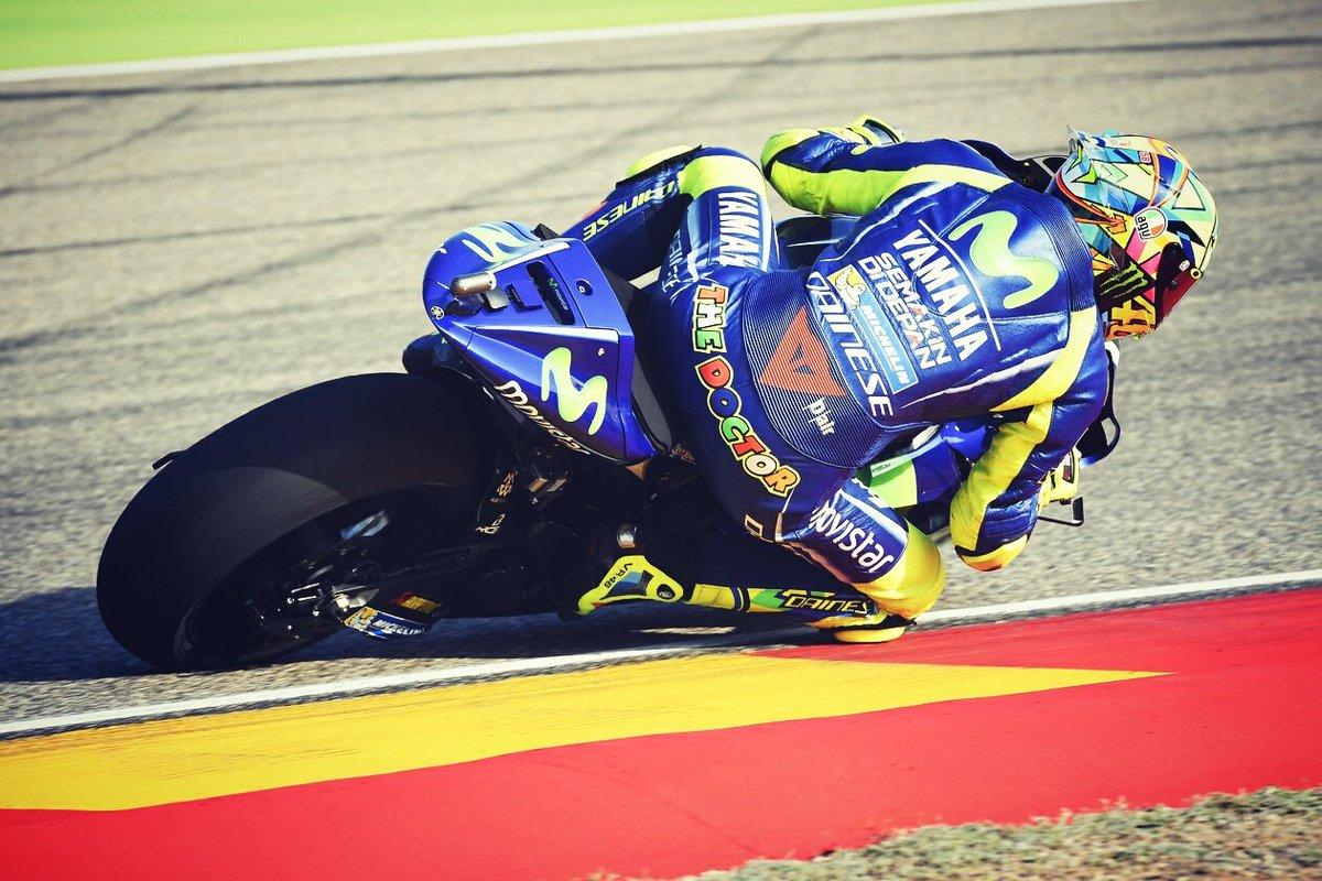 test Twitter Media - Race day...  #AragonGP 🇪🇸 📷 #ForzaVale46 🌞🌙 https://t.co/3QrGokTzZR