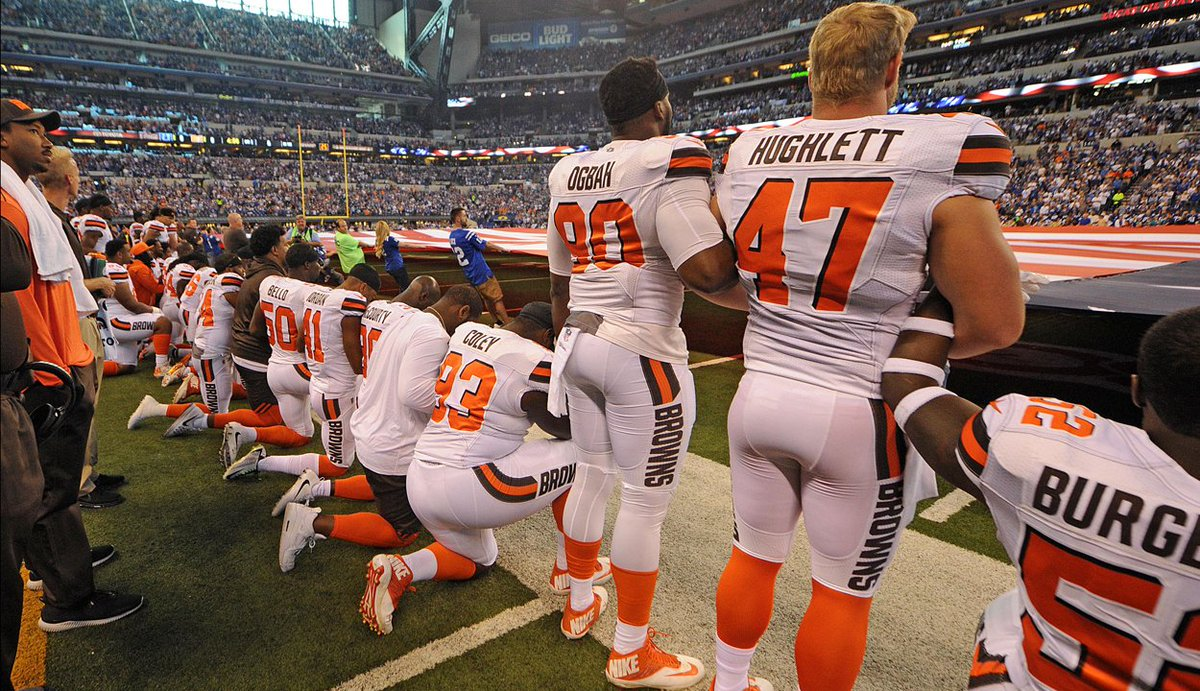 NFL players, owners react to President Donald Trump's comments