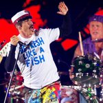 Red Hot Chili Peppers fecha o Rock in Rio com seu terceiro show no festival
