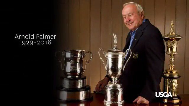 One year ago today, we said goodbye to Arnold Palmer. His impact on th...
