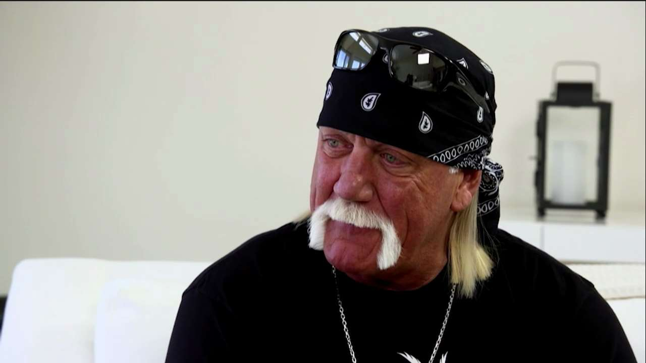 .@HulkHogan on his childhood: 'I look back at it now and it was pretty darn rough.' #OBJECTified https://t.co/BNYtDzGAao