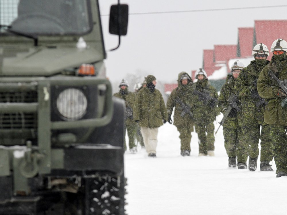 Federal government in court to challenge ruling it bungled $830-million army truck purchase