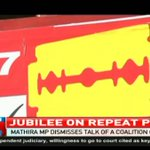 Mathira MP dismisses talk of a coalition government