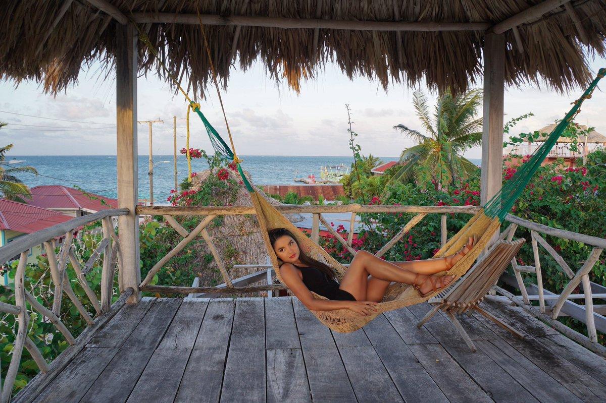 test Twitter Media - Happiness is...a hammock. #sundayfunday #belize https://t.co/lsflEHZws6