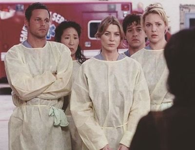 BRAZIL LOVES GREYS ANATOMY