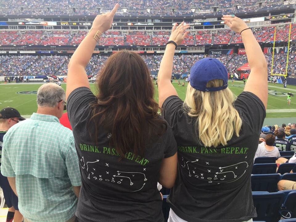 test Twitter Media - We're here in Nashville for the Seahawks vs. Titans game! #GoHawks #DrinkPassRepeat #HeritageDistilling https://t.co/VFlc1xF51B