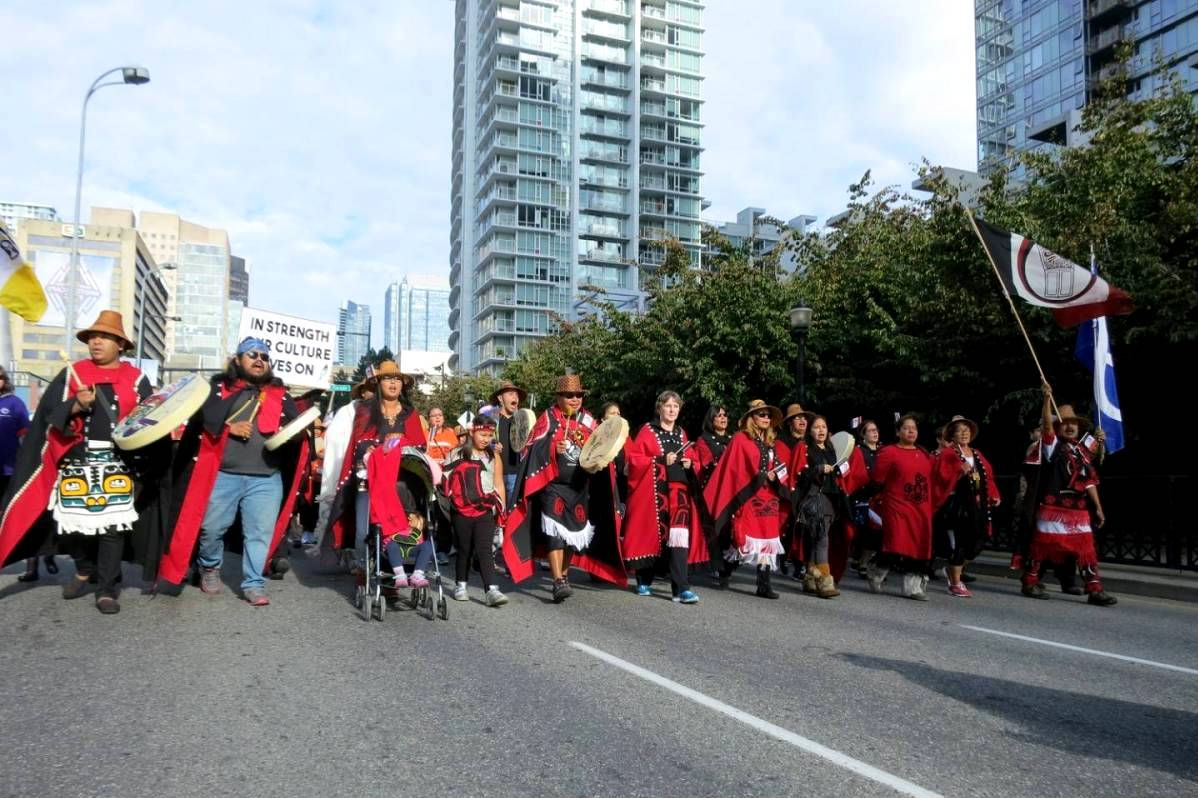 #WalkForReconciliation photographs by Thousands toge...